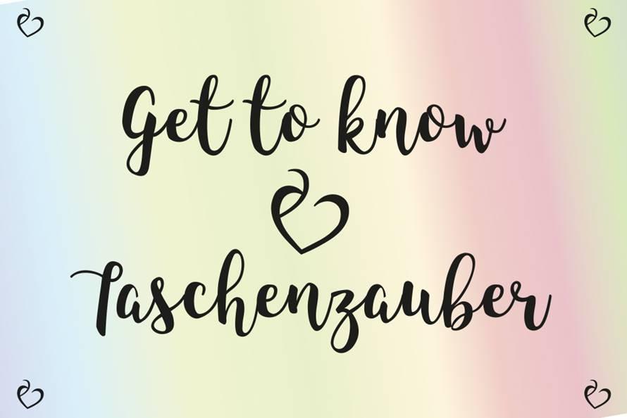 Taschen +  Zauber = Taschenzauber hautnah!